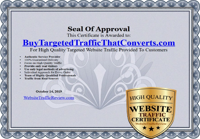 BuyTargetedTrafficThatConverts review scam legit reviews
